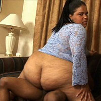 003 Big Tit Beautiful Women   Fuck My Flab – African BBW Penetration