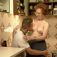 001 Mature Asian Slut   Her Last Fuck – Busty Granny Riding Schlong